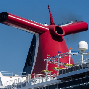 Carnival Breeze Sea Trials 8