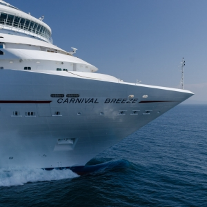 Carnival Breeze Sea Trials 13