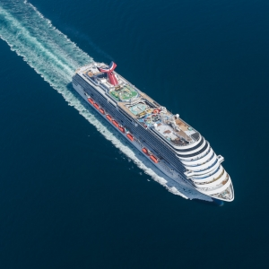 Carnival Breeze Sea Trials 14