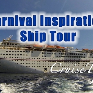 CruiseTipsTV Carnival Inspiration Ship Tour - YouTube