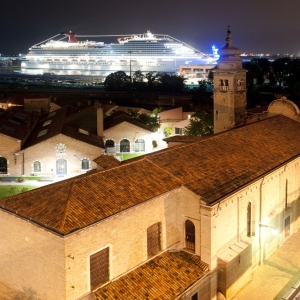 Carnival Breeze in Venice 3