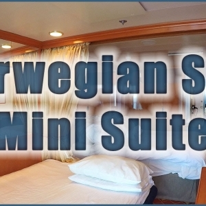 Norwegian Star Mini Suite Cabin Tour - NCL 11002 - YouTube