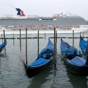 Carnival Breeze in Venice 5