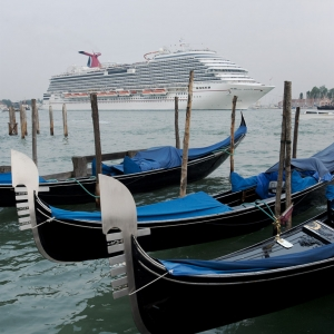 Carnival Breeze in Venice 6