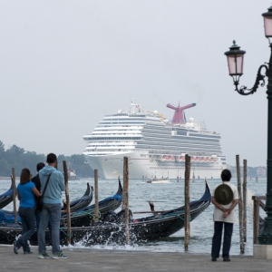 Carnival Breeze in Venice 7