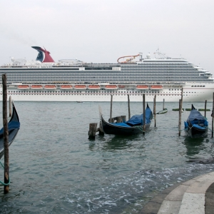 Carnival Breeze in Venice 8
