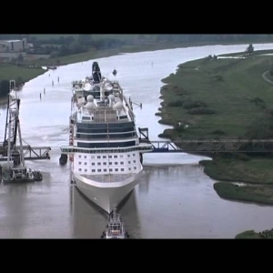 Celebrity Silhouette Raw Footage