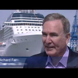 Celebrity Eclipse Naming Ceremony